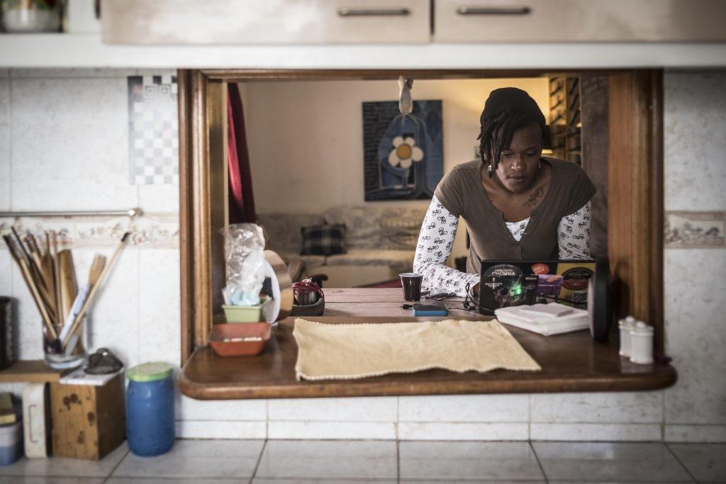 Photo de Sylvain Cherkaoui pour Jeune Afrique