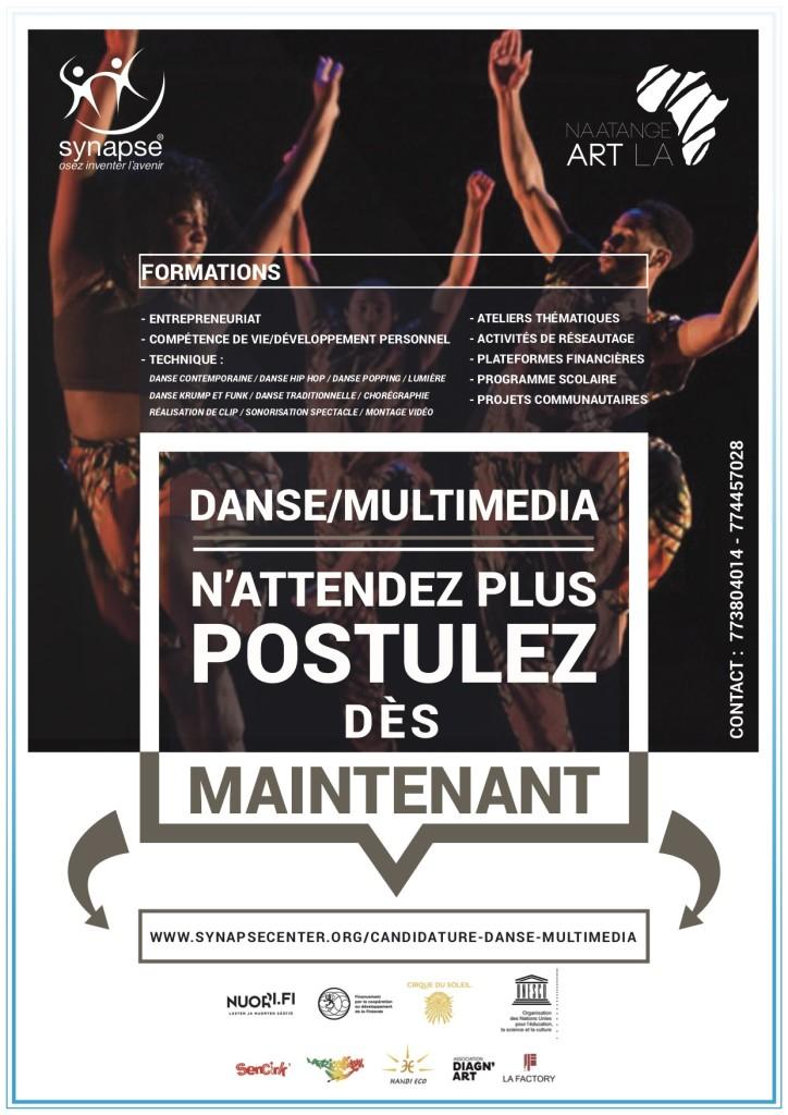 Danse_Multimedia